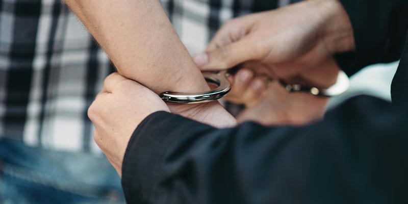 Arrest and Investigation